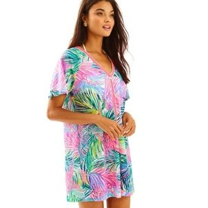 Lilly Pulitzer Bonita Swimsuit Cover-up L